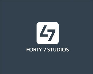 49.forty-7-typographic-logo-inspiration