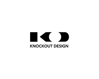 52.knock-out-design-typographic-logo-inspiration