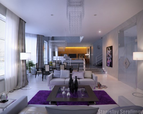 Svetain s interjero dizainas for Best home interior designs in the world